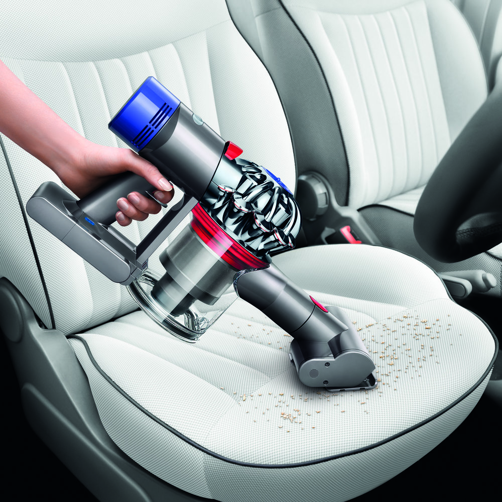 dyson v8 in handheld mode (for home, car)