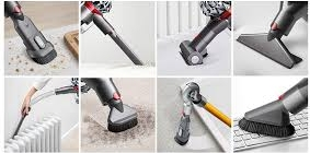 Dyson V8 Absolute Cord Free Vacuum Review The Very Best