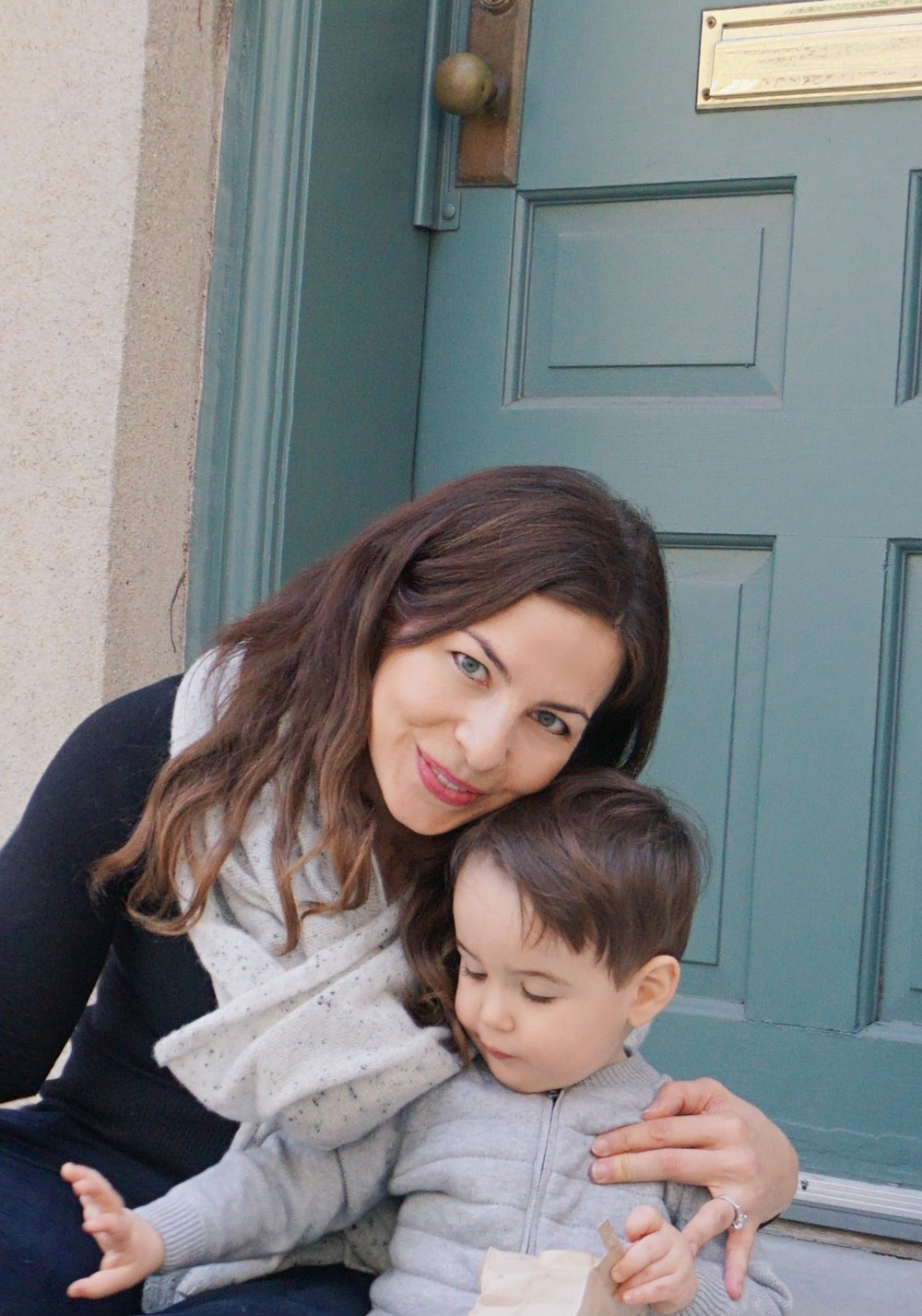mommy and me, Cashmere Scarf | The Very Best Baby Stuff