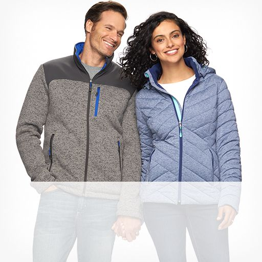 50% off outerwear and sweaters for the entire family (includes Columbia, Osh Kosh, and Andrew Marc)