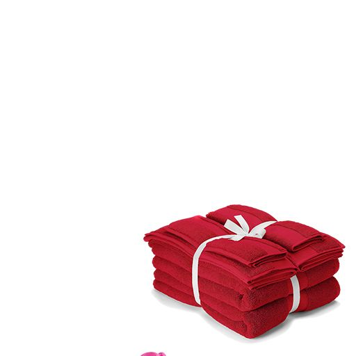 75% off towel sets!