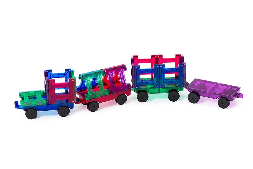 Playmags Car Set