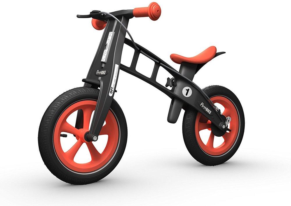 First Bike with Brake