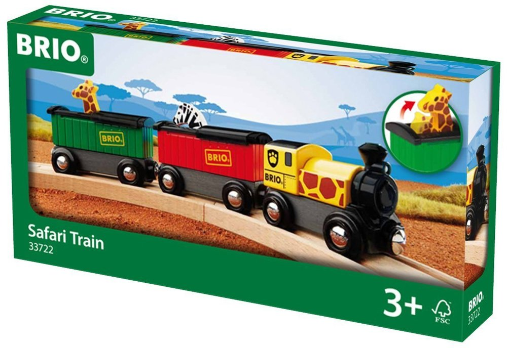 Copy of Brio Safari Train