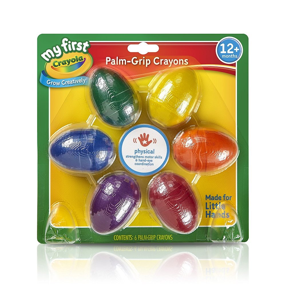 Crayola Palm Grip Crayons