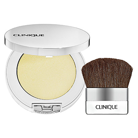 2.  I have very sensitive skin and it often gets a bit red in some areas.   This powder  tones down any redness without making me look yellow.  I use it only when and where I notice redness.