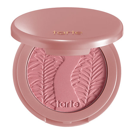 "4.   This 12 hour blush  is the only newcomer to my collection.  Sephora included it in a shade called "" Paaarty "" in my birthday gift a few months ago.  The shade gives me a barely flushed glow and seems as close as you can get to universally flattering. I apply it on my cheekbones."
