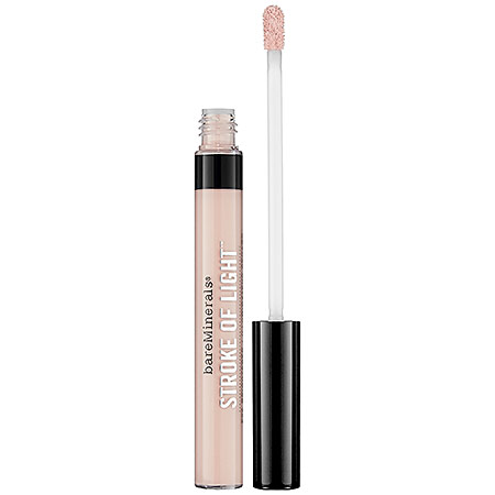 9.  Apply  this brightener  to outer corners of eyes to look more rested instantly!  I use the Radiant Finish shade.