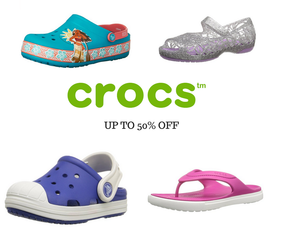 6df91bfd2 Crocs  up to 50% off (today only) — The Very Best Baby Stuff
