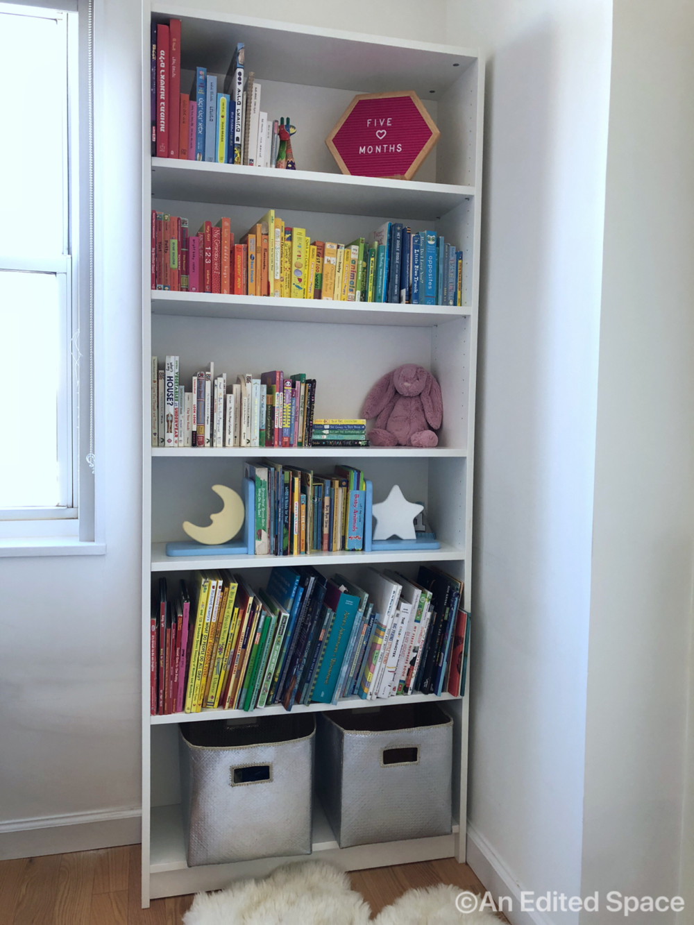 Click  here  for details on items pictured, and  here  for  Miriam's top baby and kid book recommendations .