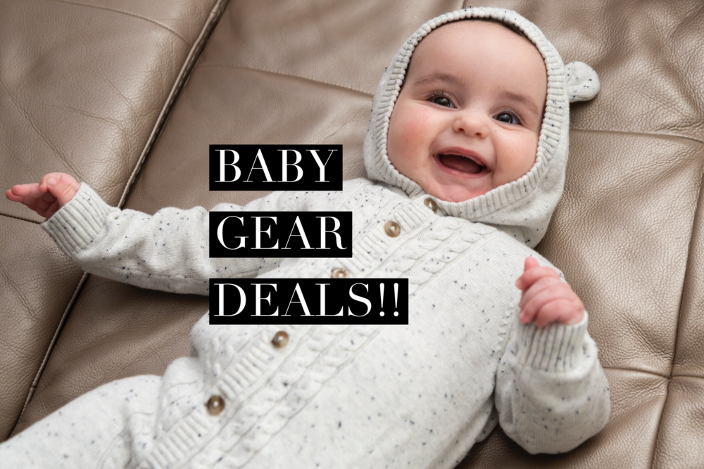 Black Friday 2018 Baby Gear Deals Strollers Car Seats Cribs Feeding And