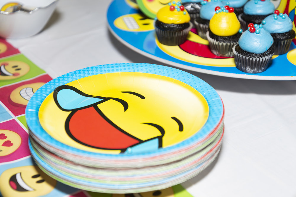 These Little Plates Were Adorable