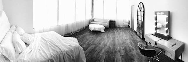 The Daylight Room at Long Island Boudoir Photography Studio