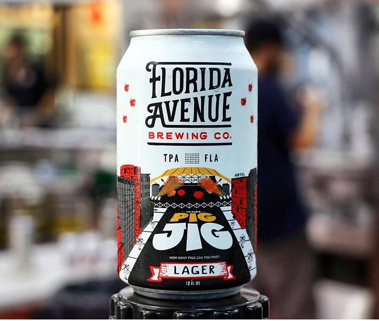 Last but not least, Tampa's own  Piggy Jiggy  now has its own Beer. I pray it's Bacon in a can.    If you have experienced/tasted any of the above or have a good one to share, let us know below. If you have someone lacking the spirit, slap this on their wall.   X.O.X.O.,    C. & G.