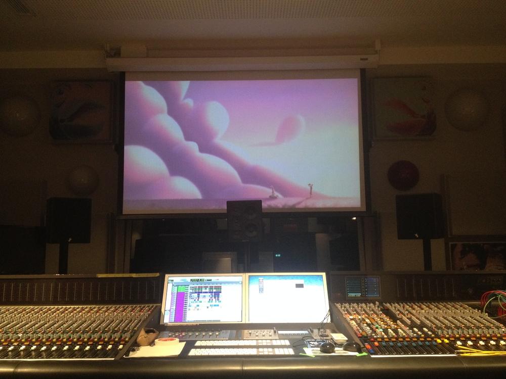 Marius Kirsten's Composing Bay