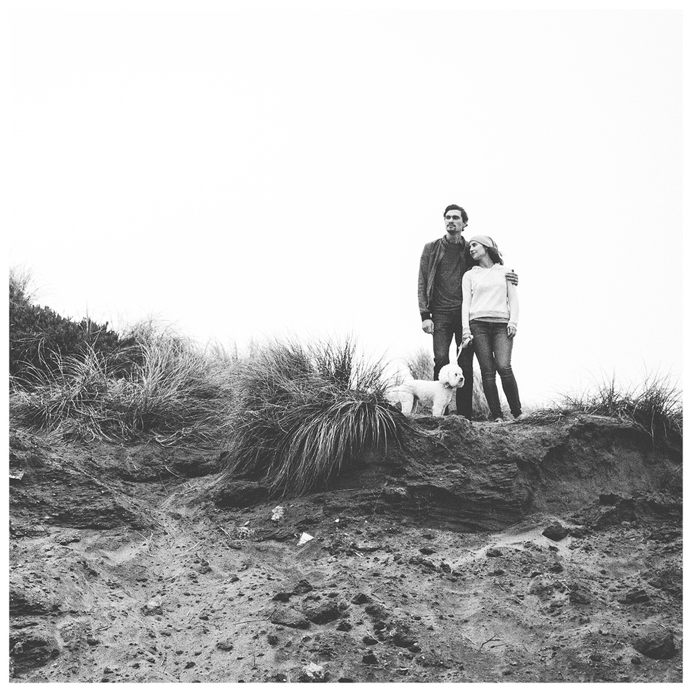 Nate + Debbie // San Francisco Engagement