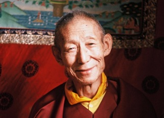 H.H. Kyabje Trijang Dorje Chang was recognized as one of the foremost Tibetan Buddhist Masters of our time, taking birth at the turn of the 20th century and passing away in 1981. Kyabje Trijang Dorje Chang is the tutor and root guru of 14th. Hiss Holiness Dalia Lama. Kyabje Trijang Dorje Chang was revered for his extraordinary method of teaching and his precious activities, particularly in the tradition of Je Tsongkhapa. Up to the end of his life, Kyabje Trijang Dorje Chang continuously turned the Wheel of Dharma for the sake of all sentient beings. The flourishing of the Dharma in the West is strongly connected with him, because of his own teachings as well as the precious activities of his great disciples such as Kyabje Zong Rinpoche, Venerable Geshe Rabten Rinpoche, Geshe Kelsang Gyatso, Venerable Lama Yeshe, and many others. Without him, the situation of Tibetan Buddhism and in particular the tradition of Je Tsongkhapa would be very different.