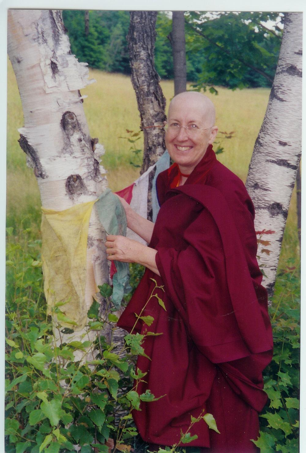 Former director Rae Barkley (Ani Tsering Lhamo)