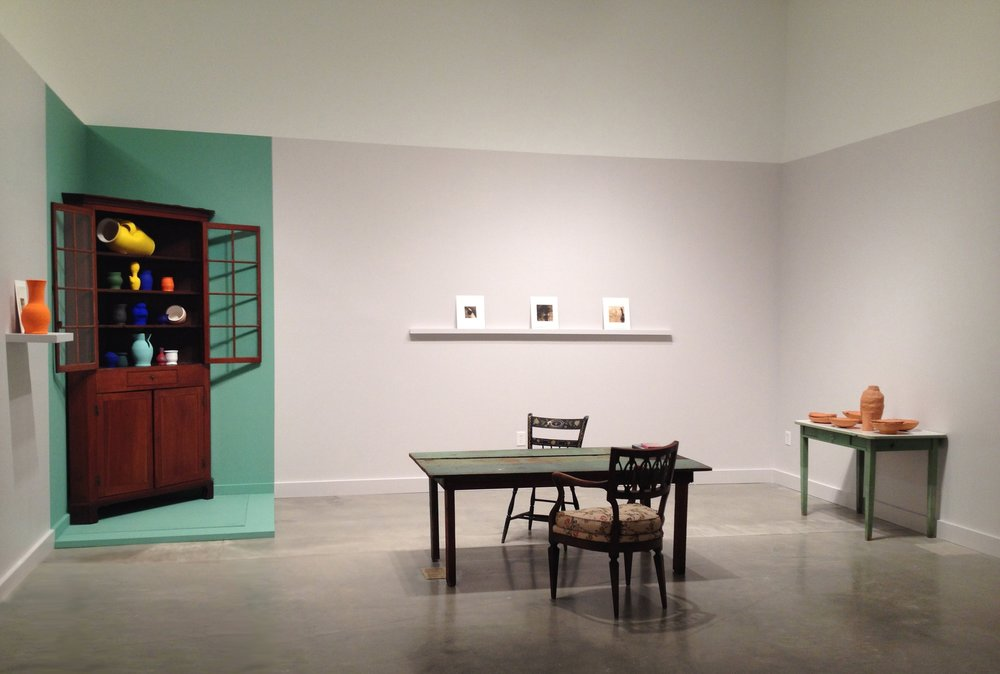 Still Life  for Hearsay Curated by Teressa Bramlette Reaves and Kirstie Tepper, Zuckerman Museum July-October 2014  Exhibition Details   Press Release   Review for ArtsATL