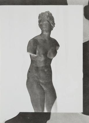 Aphrodite VI  Unique GelatinSilver Print 14 x 11 inches