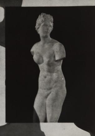 Aphrodite VII  Unique Gelatin Silver Print 14 x 11 inches
