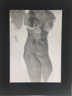 III  (in Black & White) Gelatin Silver Print 14 x 11 inches