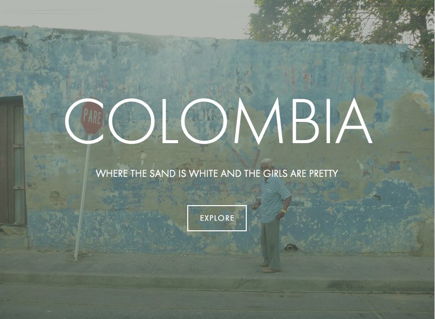 Colombia Trip Guide
