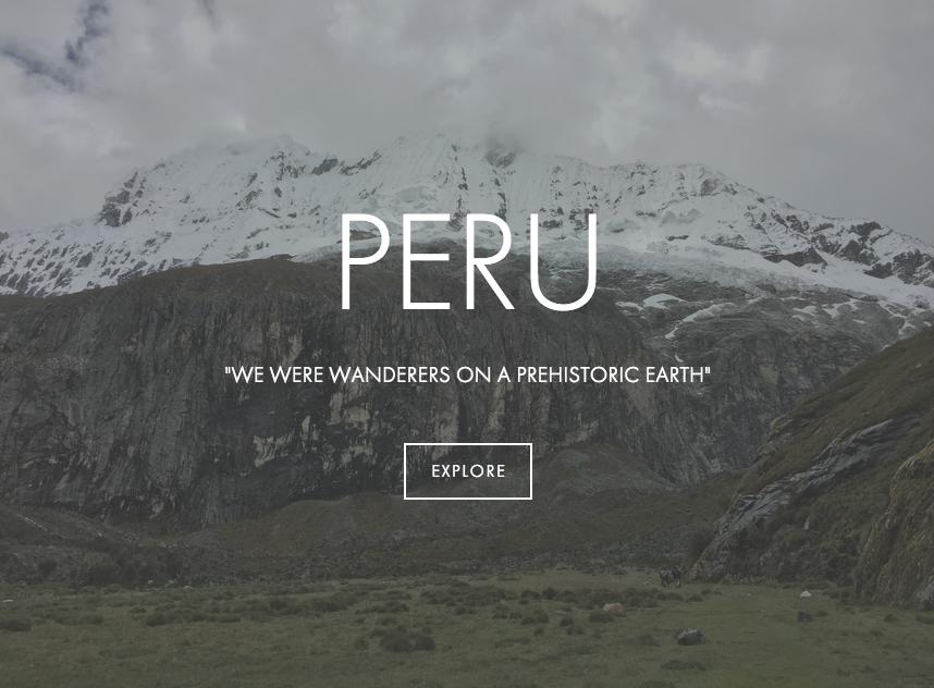 Peru Trip Guide