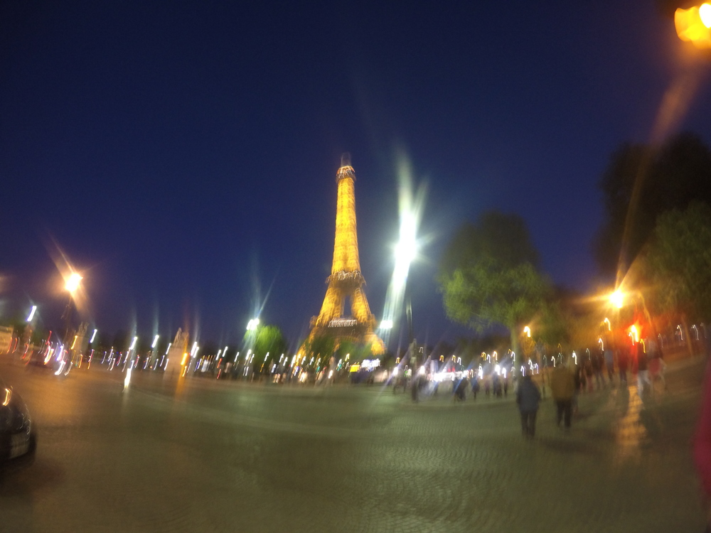Parisian Nights. Beer Goggles.