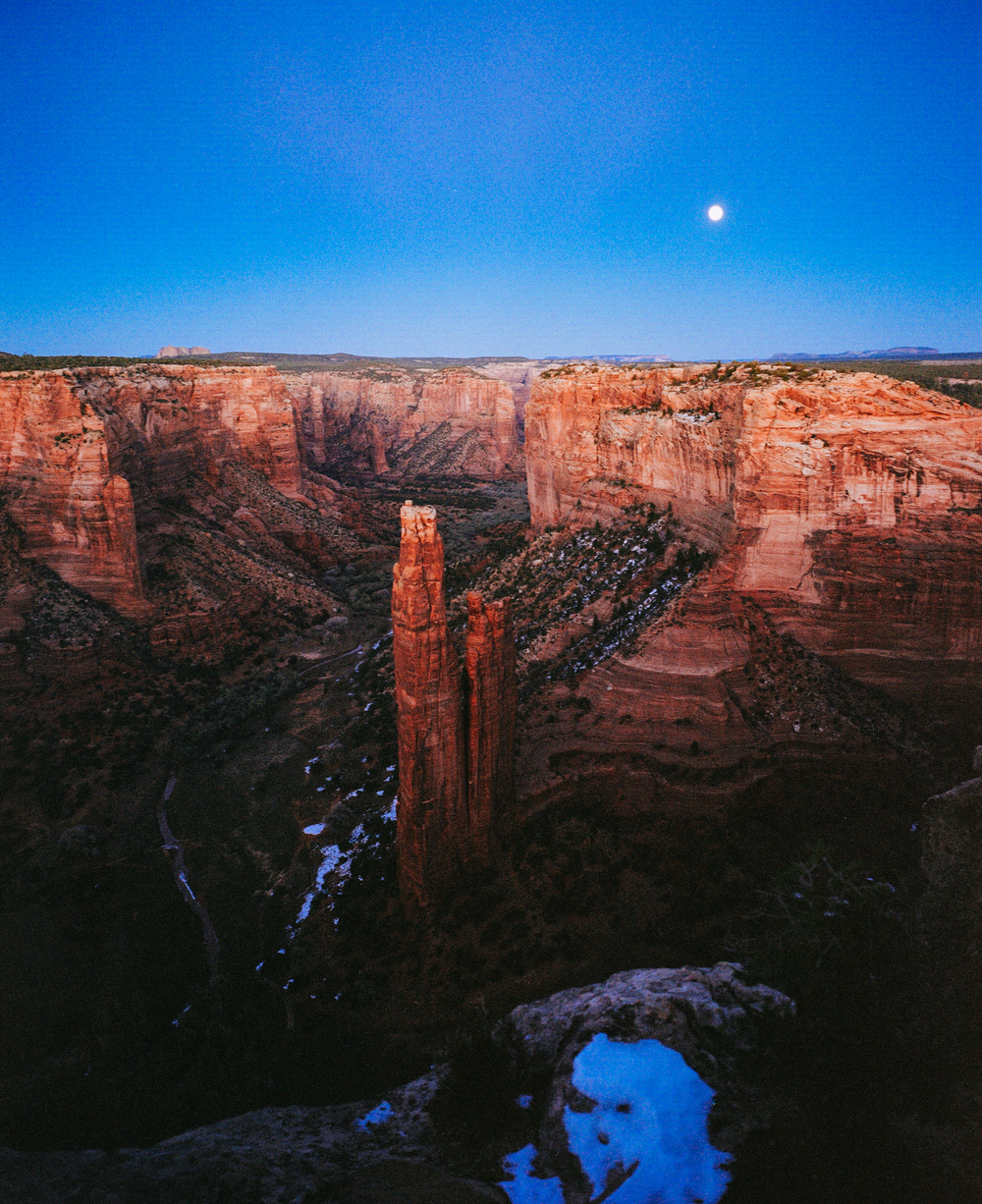 Canyon De Chelly by Alexis Stember Coulter