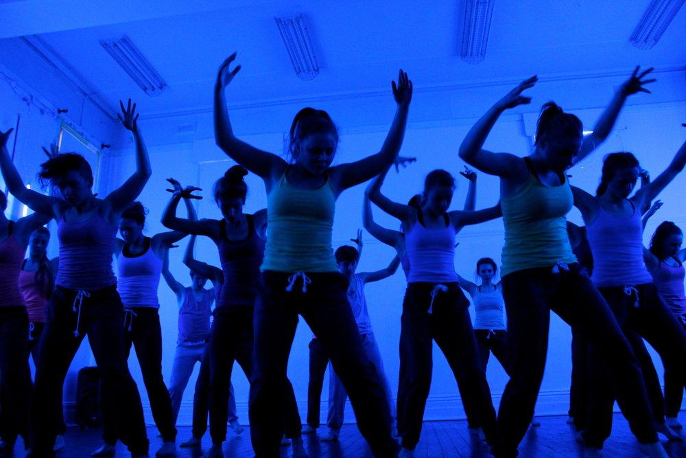 Dance Robot Dance (2012)