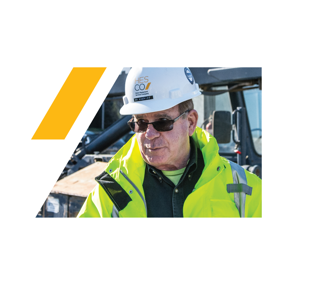 HESCO Founding Crane Inspector and Safety Expert