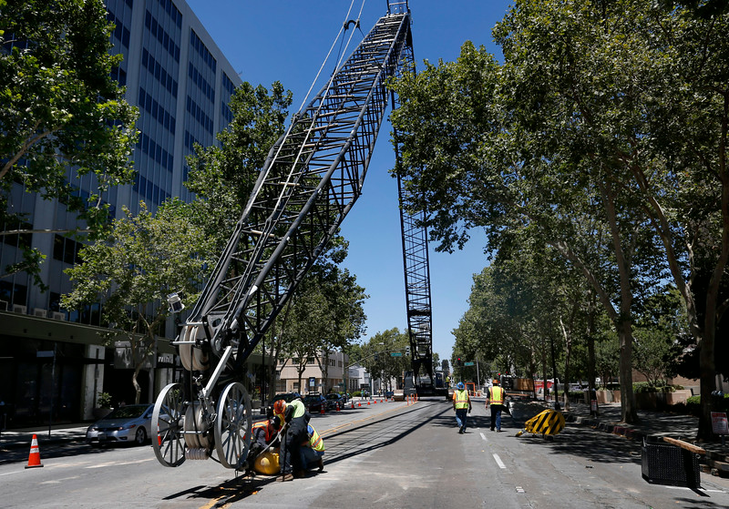 New Rules for Crawler Cranes in NYC — HESCO Crane Inspection | Crane