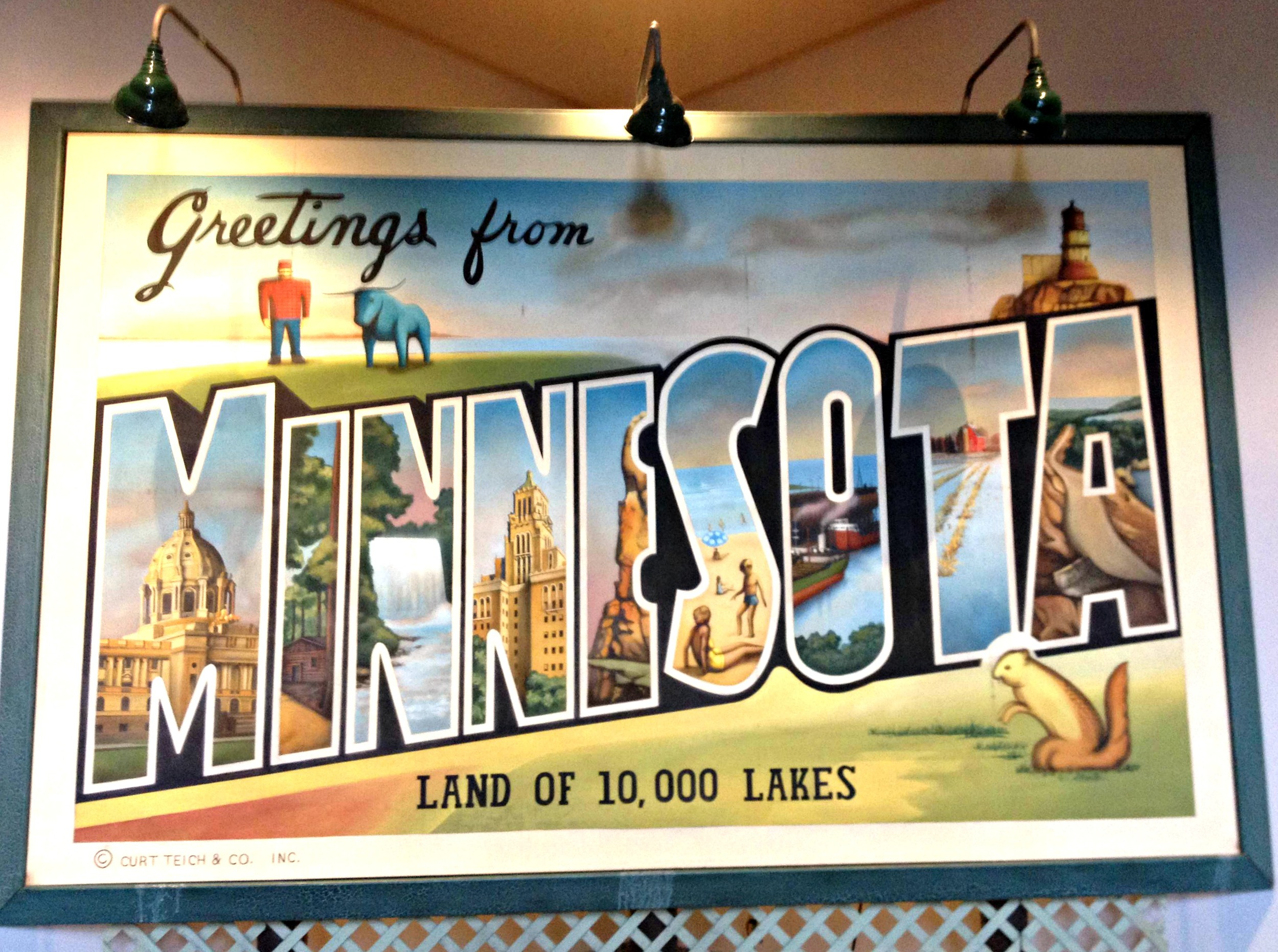 Welcome to Minnesota!