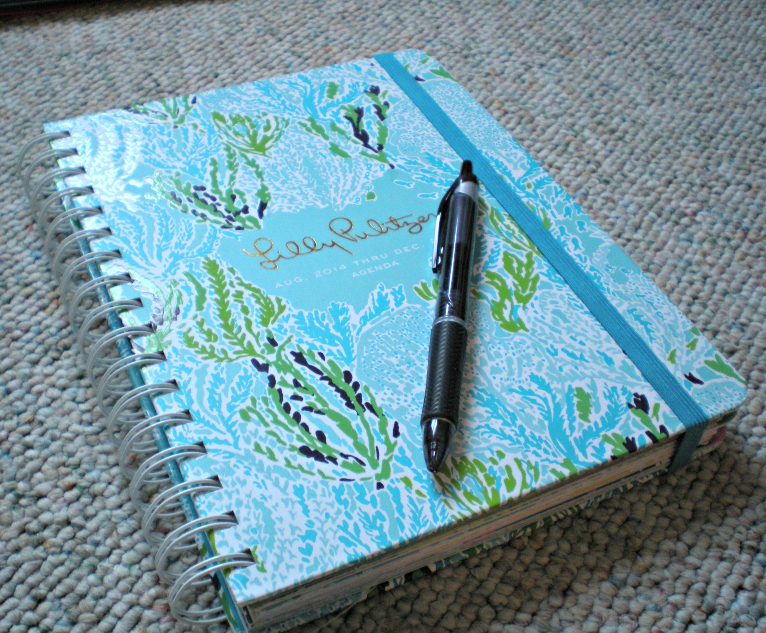 College Organization Tips | Scribbling in the Margins blog