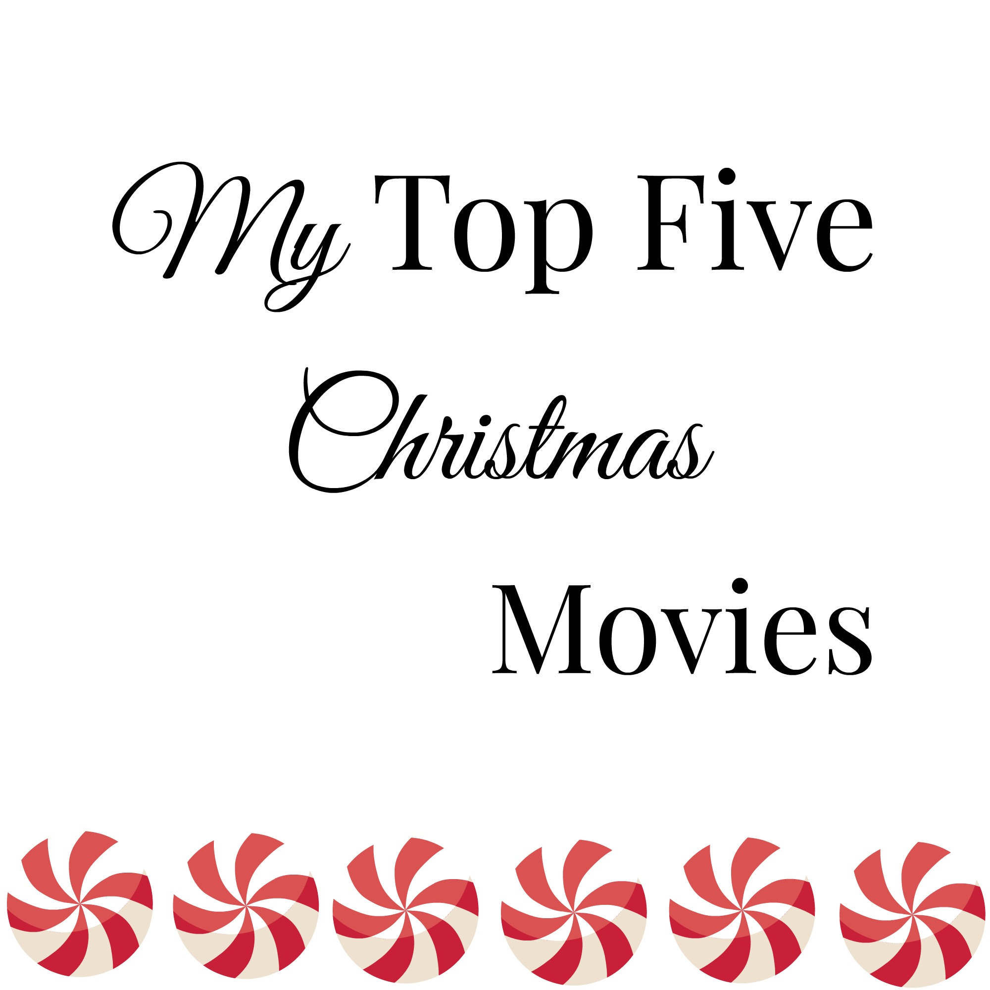 Top Five Christmas Movies | Scribbling in the Margins blog