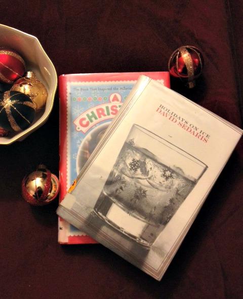 Christmas Books |Scribbling in the Margins blog