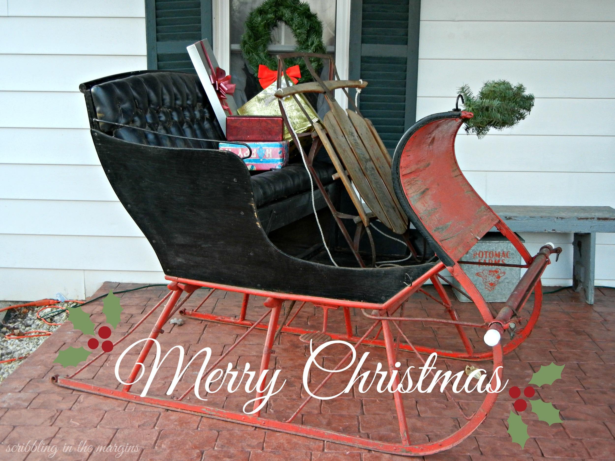 Merry Christmas!   Scribbling in the Margins blog