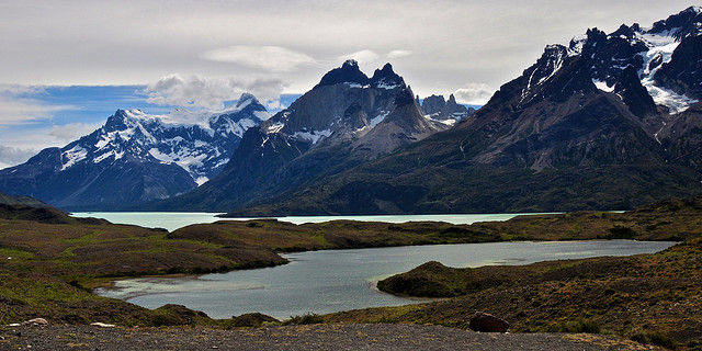 Torres del Paine National Park. Photo credit: Geoff Livingston via Flickr Creative Commons