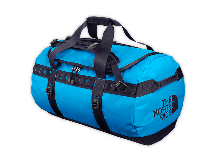 The infamous Base Camp Duffel via The North Face's official site