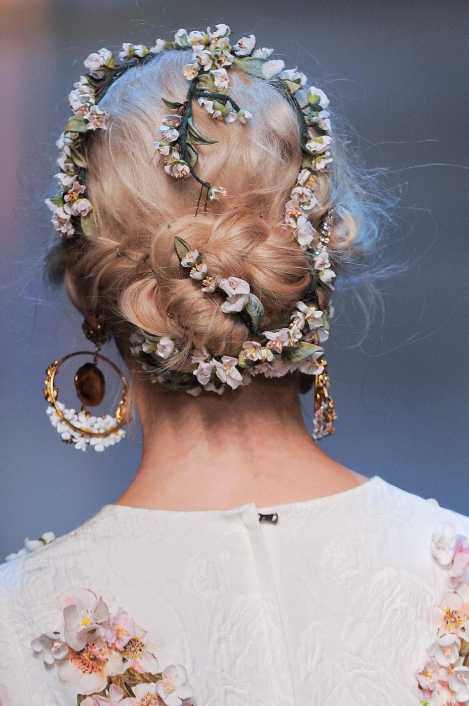 dilek-hanif :     Dolce and Gabbana, SS, 2014