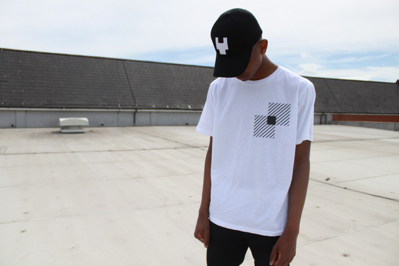 omnipxtent :     Portland Cap & Layered Square Tee  ON SALE!  At  Portland
