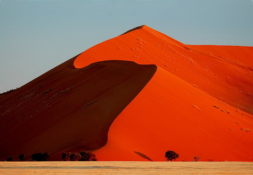 sonjabarbaric :    Dune 45 in Namibia Desert
