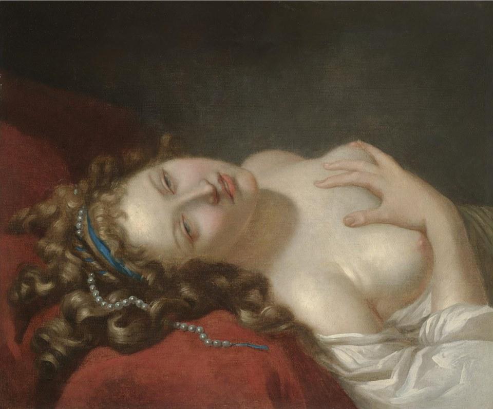 colourthysoul :     French School - La petite mort (18th century)