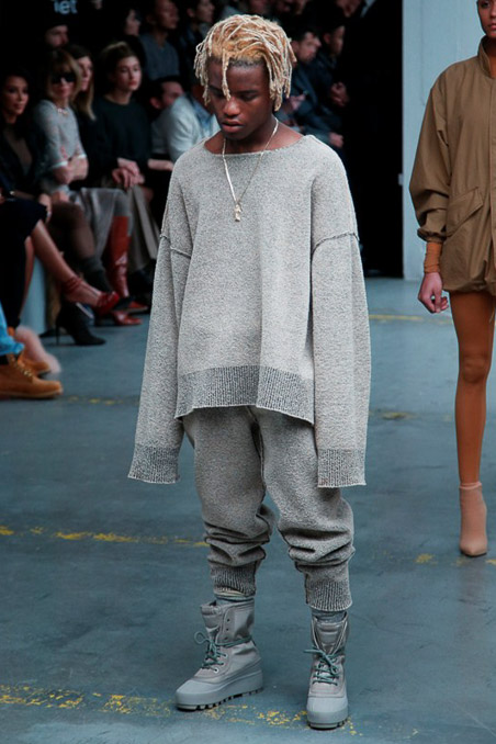 omnipxtent: Ian Connor for Kanye West x Adidas