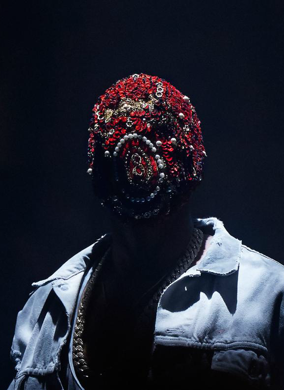 phuckindope: Yeezus.