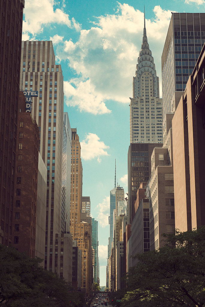 breathtakingdestinations: Chrysler Building - New York City - New York - USA (von Aleks Ivic)