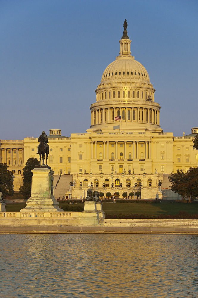 breathtakingdestinations :     Capitol - Washington D. C. - USA (von  DaveReichert )