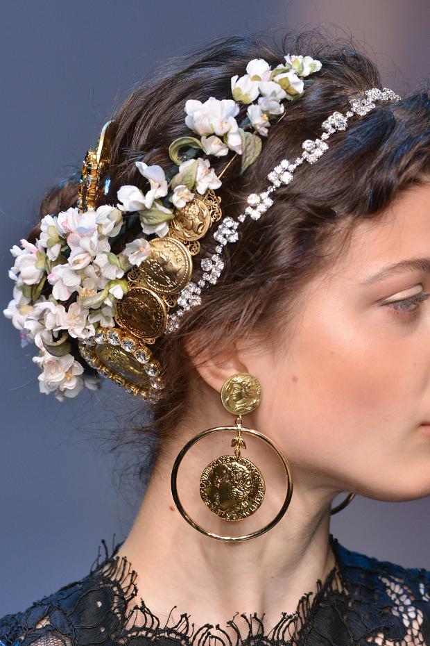 fay-wray :     Dolce & Gabbana Spring/Summer 2014