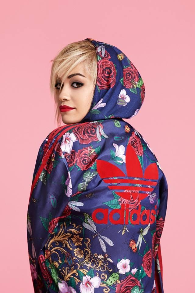 chahooo :     Rita Ora x Adidas collaboration.